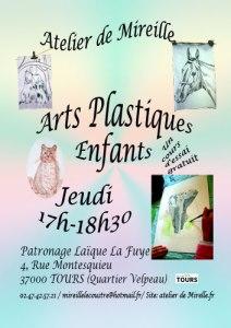 Affiche-arts-plastiques-enf 2017
